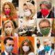 Parlamentarier tragen Schutzmaske bei der Nationalratssitzung am 22.04.2020