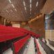 Leerer Hörsaal - Das Audimax am WU Campus Wien