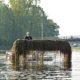 Sicherheitsauflagen wie Abstandsregeln an der Alten Donau
