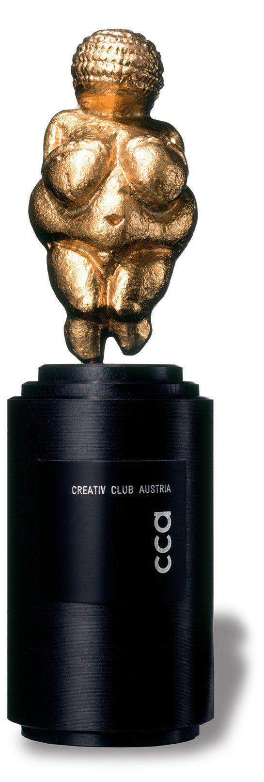 CCA Venus Awards werden vom Creativ Club Austria verliehen