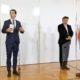 Bundeskanzler und Vizekanzler weisen Corona-Angstmache von sich