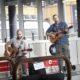 In der Station Spittelau spielen U-Bahn Stars im Netz der Wiener Linien