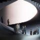 Szenenbild aus Waltz-Oper gleicht einem Entwurf des Architekten Khoa Vu bis ins Detail
