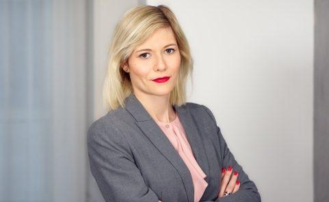 Bianca Kowaschitz leitet den Trainingsbereich von McDonald's Österreich.
