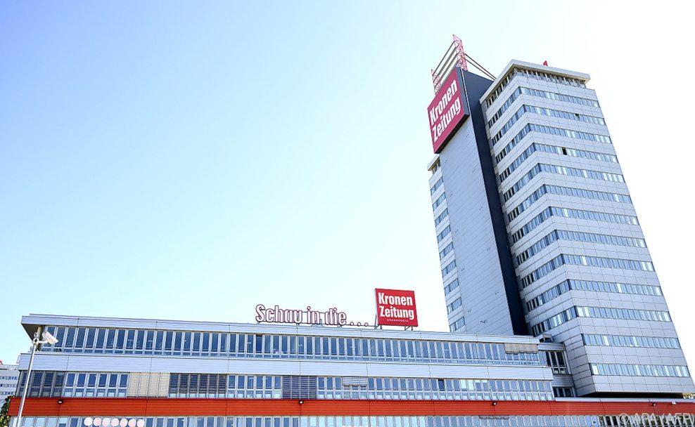 Auseinandersetzung zwischen Kronen Zeitung, Funke und Signa geht in nächste Runde