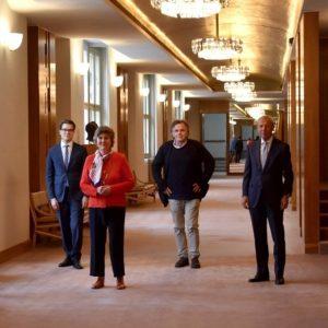 Kuratoriumssitzung der Salzburger Festspiele legte Fahrplan für August