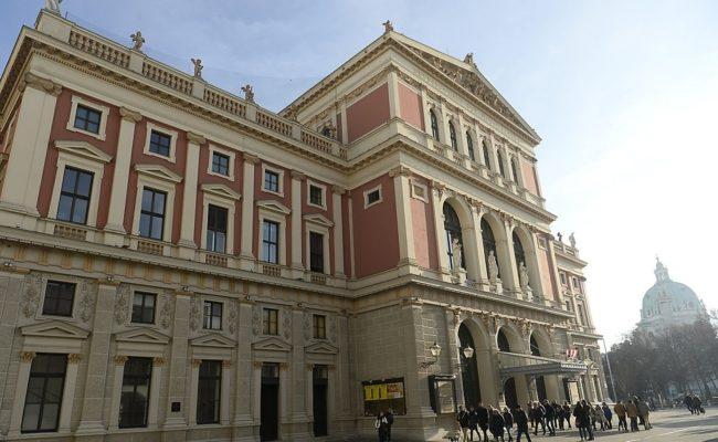Im Musikverein machen die Wiener Philharmoniker den Auftakt