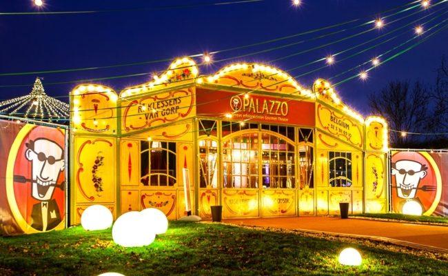 Palazzo-Spiegelpalast kommt erst wieder im Herbst 2021 nach Wien