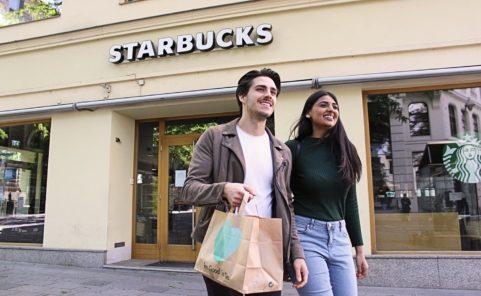 Starbucks weitet die Partnerschaft mit Too Good To Go auf Österreich aus