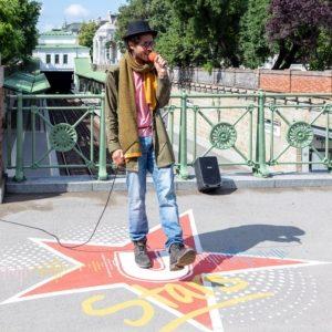 Die U-Bahn-Stars spielen jetzt auch Open Air beim Stadtpark