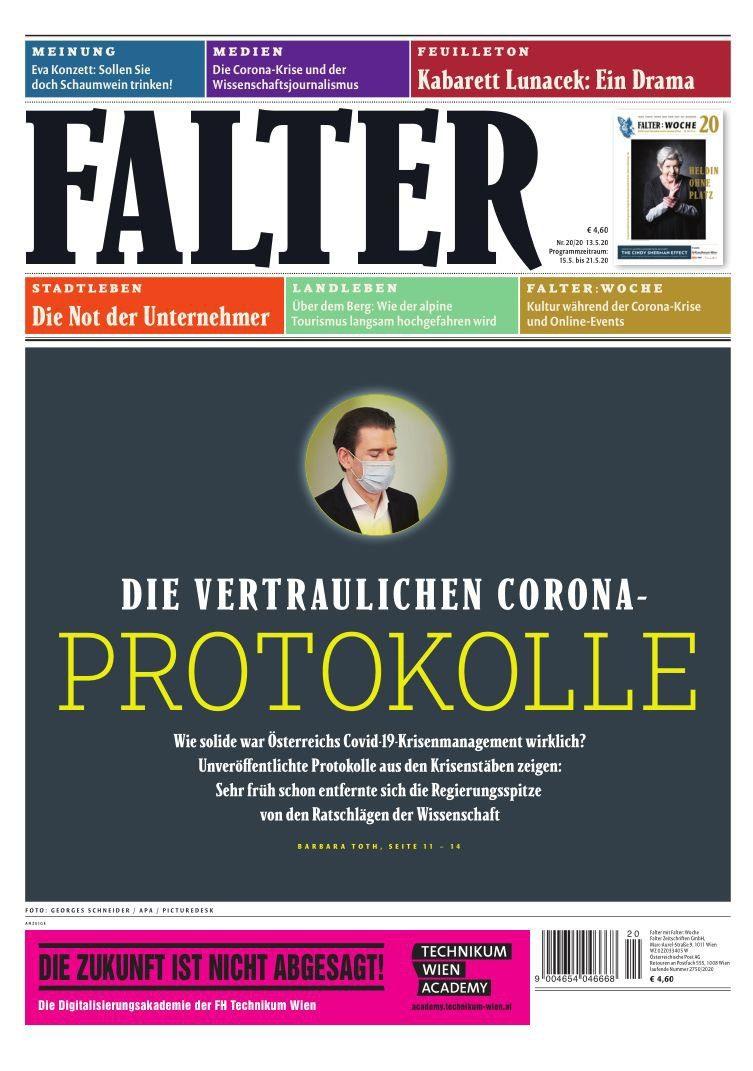 ÖVP bestätigt Echtheit von Falter Urkunden über Wahlkampfkostenüberschreitung