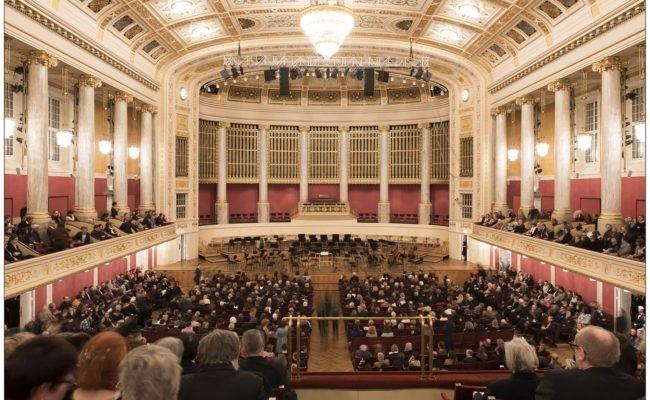 Wiener Konzerthaus nimmt Spielbetriebs nach 88-tägiger Unterbrechung wieder auf
