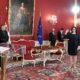 Andrea Mayer von Bundespräsident Van der Bellen als Kulturstaatssekretärin angelobt