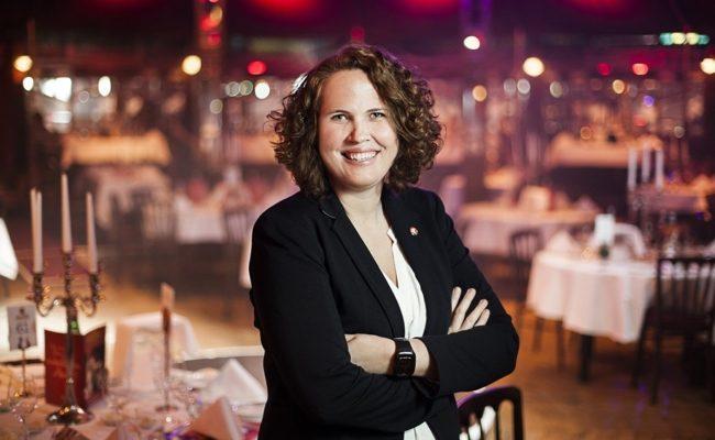 Palazzo-Geschäftsführerin Michaela Töpfer musste Spiegelpalast-Saison 2020/21 absagen