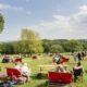 Mirli Haus Picknickwiese weckt Erinnerungen an Kindheitstage