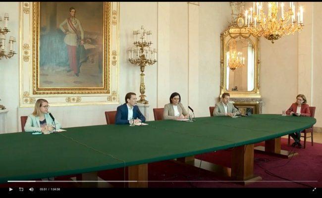 Regierung und WKÖ werben um Gäste aus Deutschland mit Sicherheits-Werbekampagne