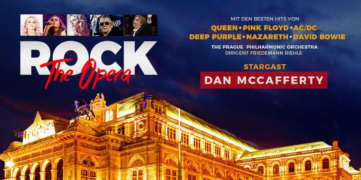 Rock The Opera Flyer