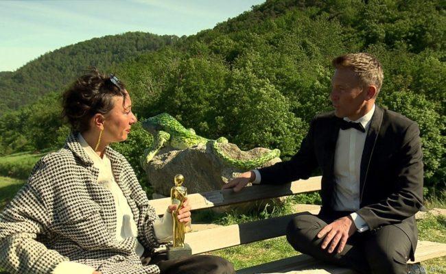 Ursula Strauss gewinnt Romy und war zu Tränen gerührt