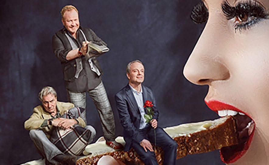 Komödie Butterbrot von Gabriel Barylli Poster