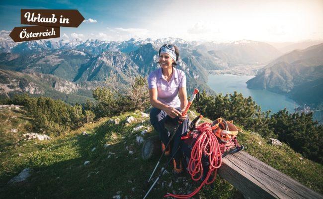 """""""Bergwelten: Österreichs Bergwelt - Eine Reise durchs Land"""" im Programm von ServusTV"""