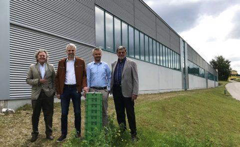 Standortverlegung der Zellenfertigung von BlueSky Energy für Salzwasser Batterien nach Oberösterreich