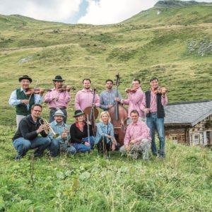 Philharmonie Salzburg gibt Konzerte auf der Alm im Gasteiner Kultursommer 2020
