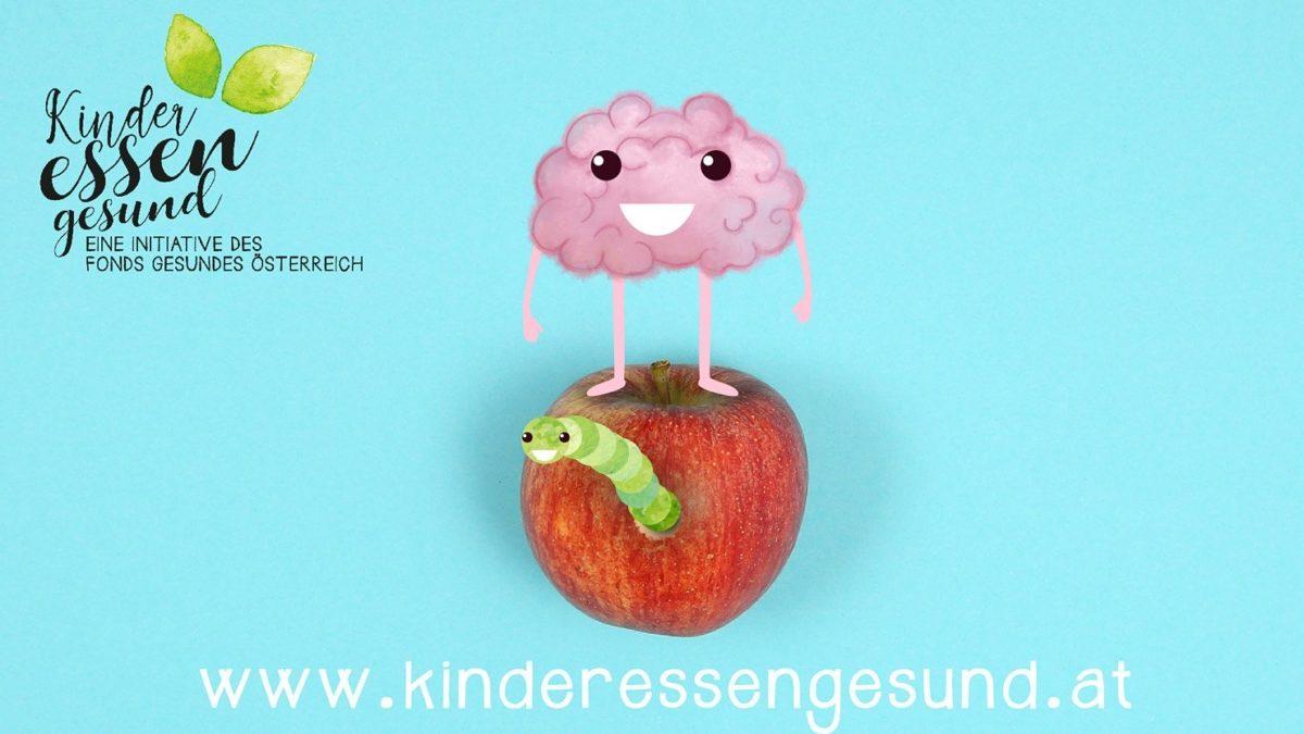 """Initiative """"Kinder essen gesund"""" des Fonds Gesundes Österreich (FGÖ) hat Videos mit Tipps für Kinder und Eltern"""