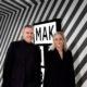Geschäftsführer Christoph Thun-Hohenstein und Teresa Mitterlehner-Marchesani des MAK