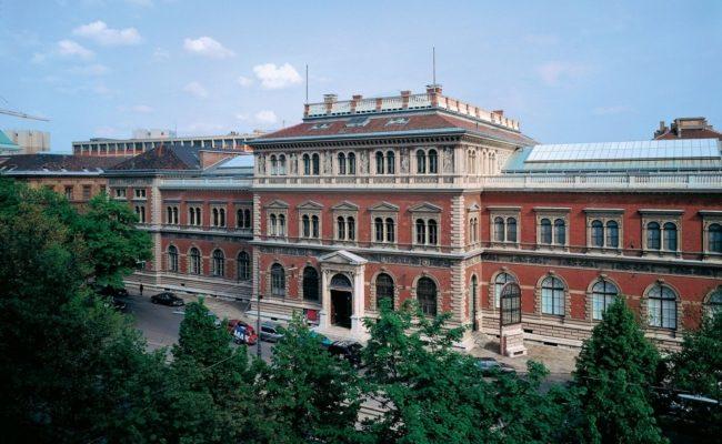 MAK, Ansicht Stubenring - Museum und Labor für angewandte Kunst