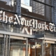 New York Times Gebäude in New York