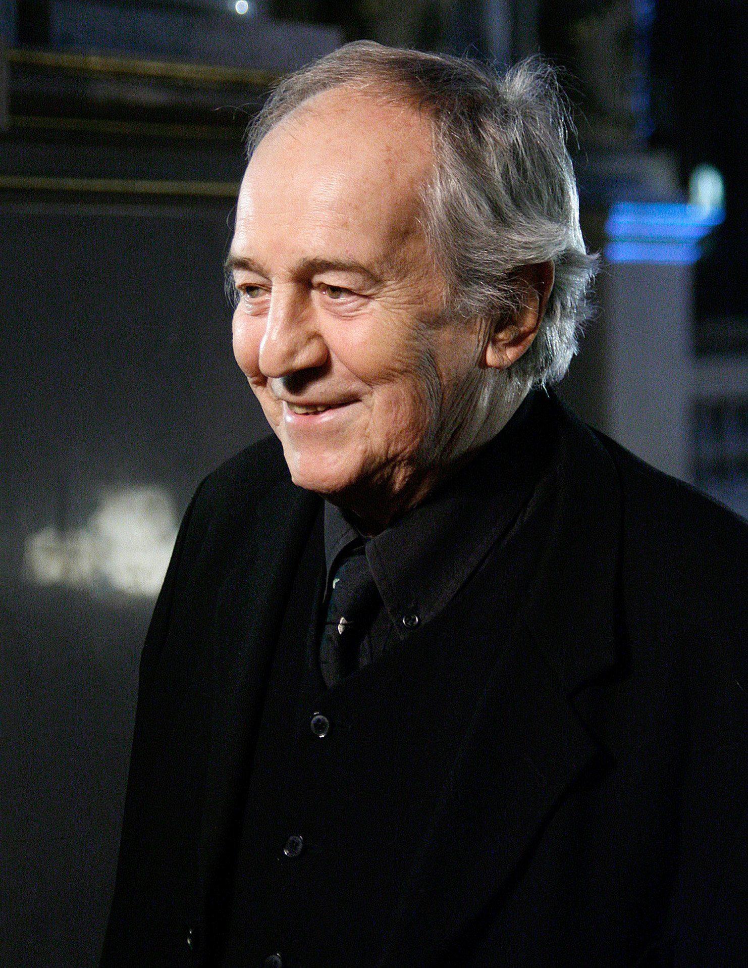 Otto Schenk auf der Bühne in Wien zu seinem 90. Geburtstag