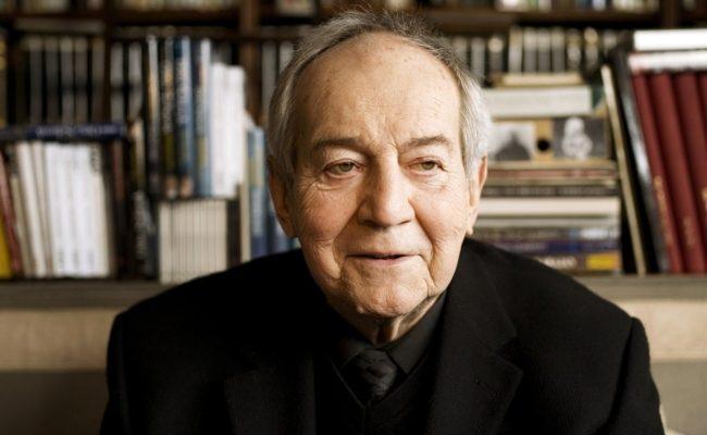 Otto Schenk feiert am 12. Juni 2020 seinen 90. Geburtstag