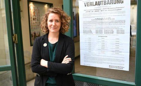 Klimavolksbegehren-Initiatorin Katharina Rogenhofer erzielte 380.590 Unterschriften