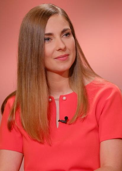 Simone Stribl zu Gast bei Gast bei Barbara Stöckl am 2. Juli