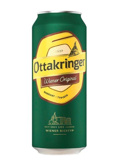 """""""Wiener Original"""" Bier von der Ottakringer Brauerei mit Gerste und Malz aus Wien"""