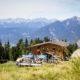 Die Birgitzer Alm ist ein beliebtes Wanderziel in der Tiroler Ortschaft Birgitz