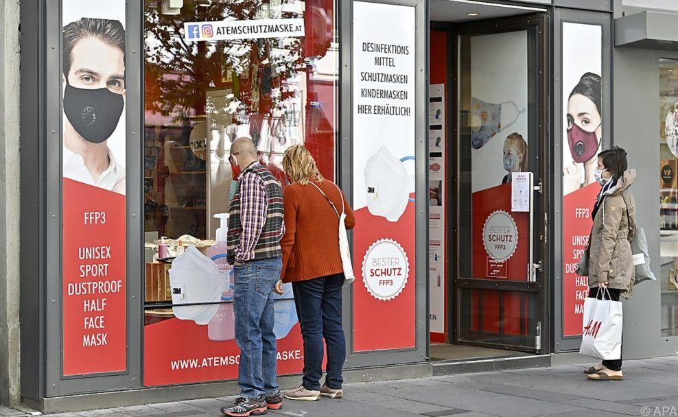 Die Coronakrise bereitet Österreichern wirtschaftliche Sorgen