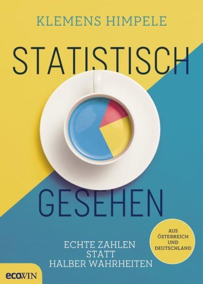 Klemens Himpele - Statistisch gesehen - ISBN-13 9783711002495 / 216 Seiten / 14.5 x 21.0 cm / Ecowin