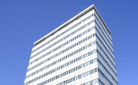 Zentrale der Kronen Zeitung in Wien Döbling