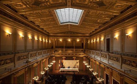 Musikverein öffnet auch für 100 Zuschauer im Corona-Juni