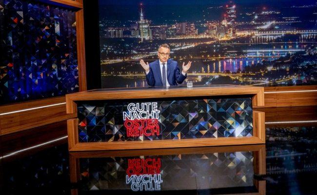 """""""Gute Nacht Österreich"""" ist im Sendung wurde im ORF Sparpaket noch nicht berücksichtigt"""