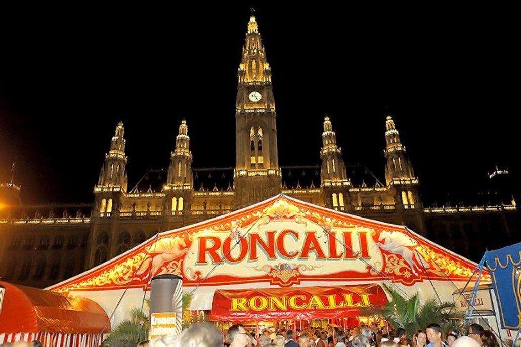 Circus Roncalli kommt im September nach Wien auf den Rathausplatz