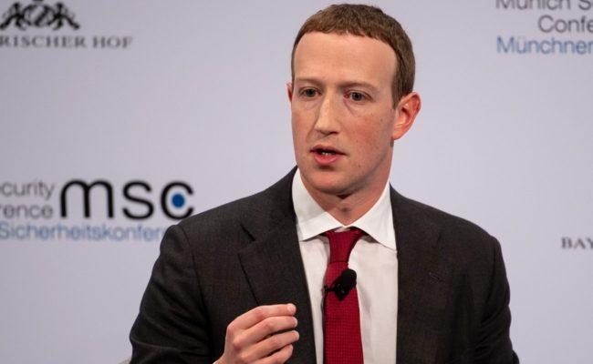 Werbeboykott gegen Facebook-Chef Zuckerberg und sein Soziales Netzwerk