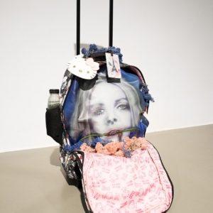 """""""Good bye lick"""" von Sophie Gogl im Rahmen von Creative Climate Care im MAK"""