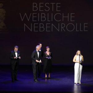 """Sophia Theodorides erhält Österreichischer Musiktheaterpreis für """"Beste weibliche Nebenrolle"""" bei einer Gala"""