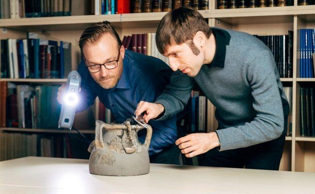 Ein neues Förderprogramm der ÖAW unterstützt die Erforschung des materiellen kulturellen Erbes