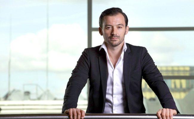 Olivier Jollet ist Managing Director Europe von Pluto TV