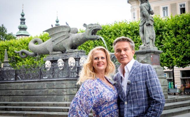 """Barbara Schöneberger und Alfons Haider moderieren """"Stars am Wörthersee"""""""