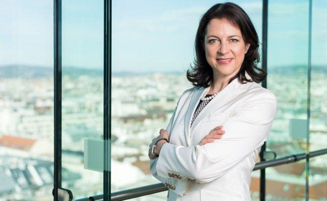 Corinna Drumm ist Geschäftsführerin vom Verband Österreichischer Privatsender VÖP