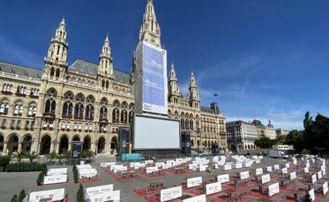 Das Film Festival 2020 am Wiener Rathausplatz läuft bis 6. September